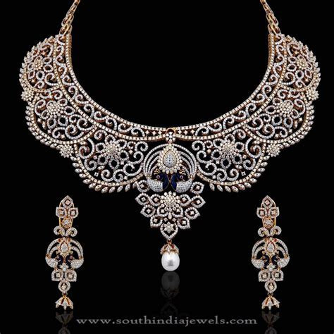 Diamond Bridal Necklace from NAC Jewellers   Necklace