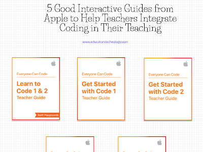 Apple Interactive Guides to Help Students Learn Coding