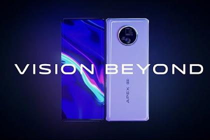 Ulasan Prototype Vivo Apex 2020 Vision Beyond