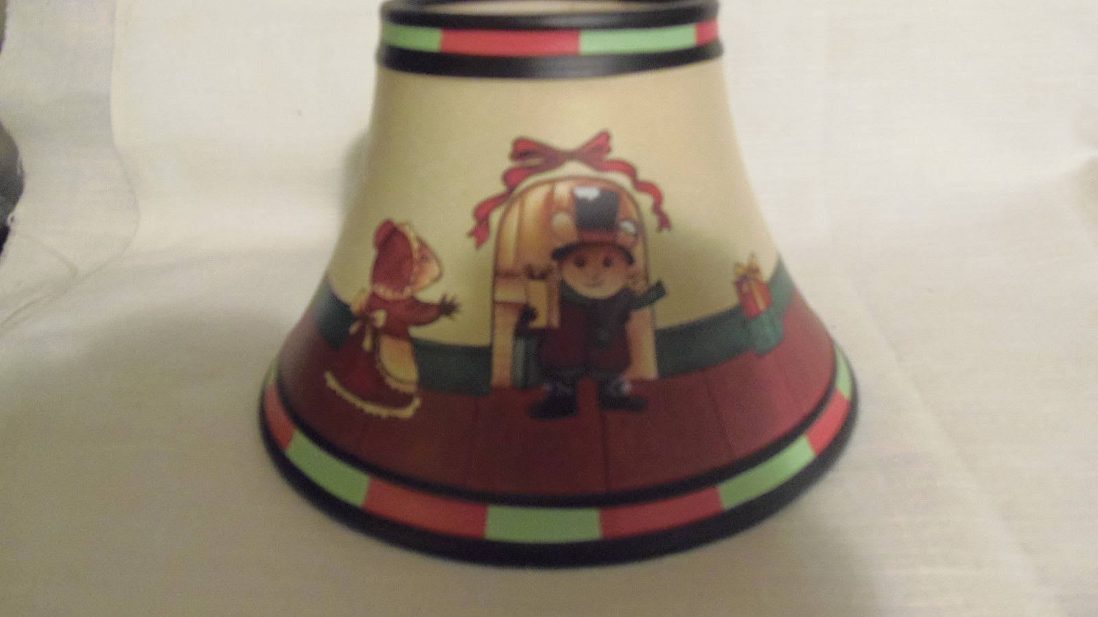 Yankee Candle Christmas Mice Porcelain Topper Shade for ...