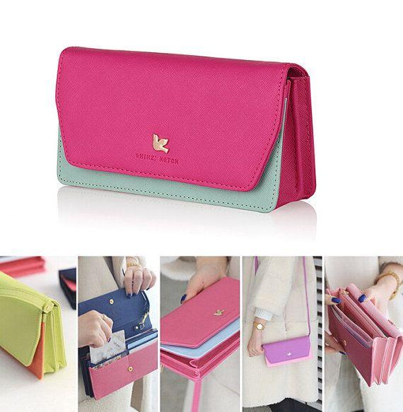 Sale Fashion Women's Wallet Women's Purse by BellaCreativeGifts, $19.00