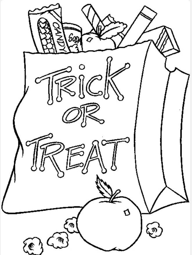 Free N Fun Halloween Coloring Pages at GetColorings.com ...