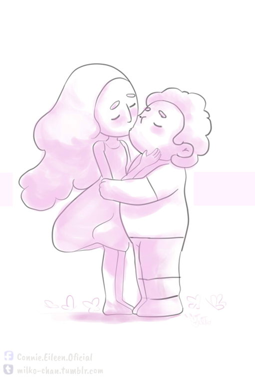 I really wanted to see them kissing tenderly #StevenUniverse @StevenAccount