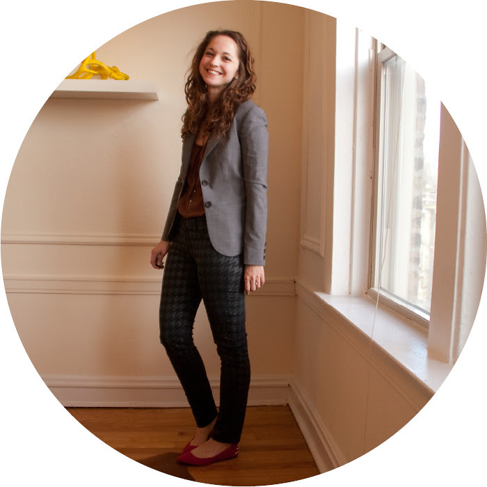 dash dot dotty, houndstooth pants, joie shirt, theory blazer, work outfits, pants and blazer outfits, red spike steve madden flats, red and rust, accent colors, ootd, outfit blog, creative young professional