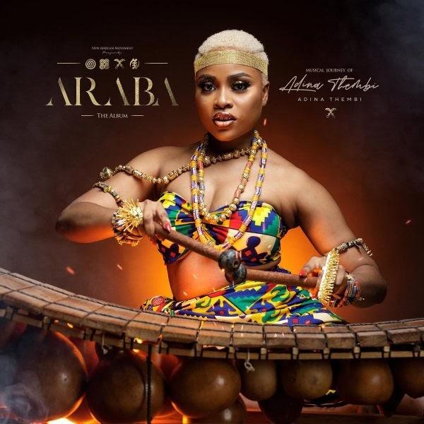Adina Thembi -  (Full Album).