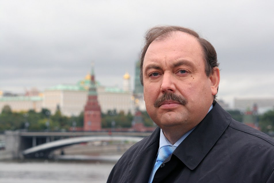 Ready for War? Former KGB chief Gennady Gudkov, 60, claims Vladimir Putin is preparing for conflict by bloating the military and defence budget