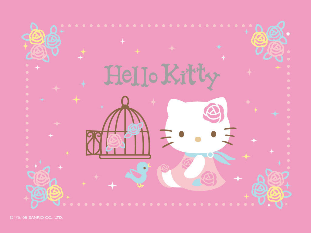 Hello Kitty Wallpaper Images