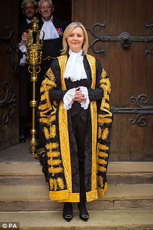 Lord Chancellor Liz Truss is contesting the employment tribunal brought by the judges