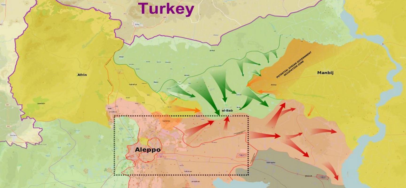 Syrie : La Turquie lance la grande opération militaire en septembre