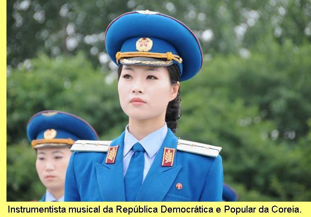 Instrumentista musical da RDPC.