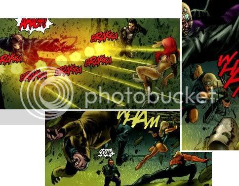 Thunderbolts: Reinado Sombrio