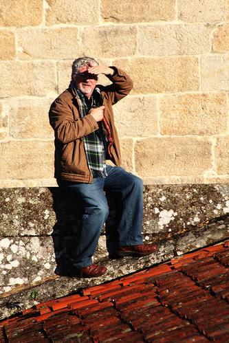 Mi padre por los tejados