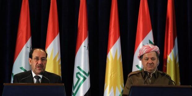 Ο Ιρακινός μπλέκει τους Κούρδους με την σκοταδιστική ISIL!