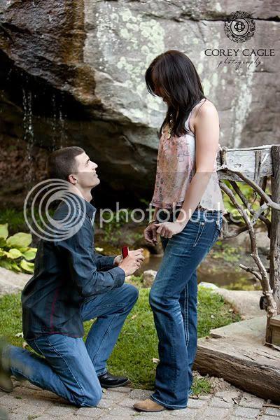 Chimney Rock proposal