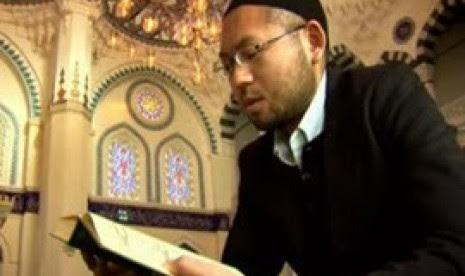 Muslim Jepang tengah mengaji