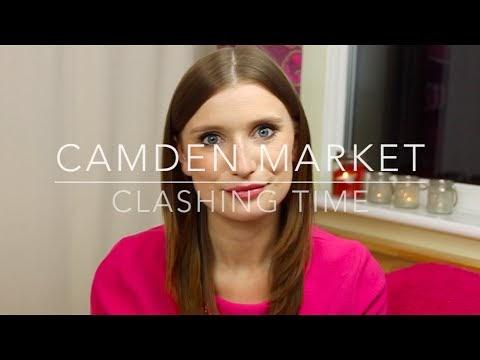 Clashing Time talks Camden Market