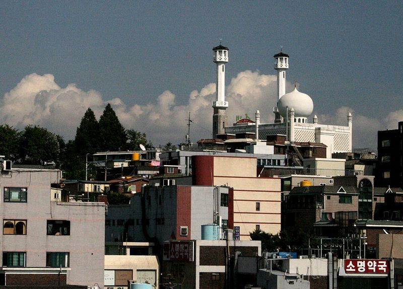 Berkas:Korea-Seoul-Itaewon-Seoul Central Mosque-01.jpg
