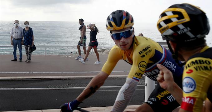 Tour de France 2020 tra maglia gialla, zona rossa e nuove regole. Al via la stagione ciclistica più bizzarra della storia - Il Fatto Quotidiano