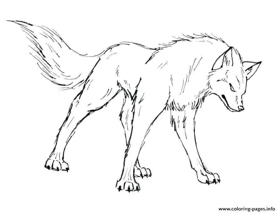 Grey Wolf Coloring Pages at GetColorings.com | Free ...