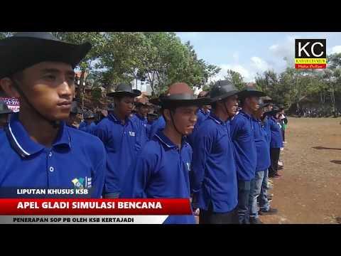 Asda Pemerintahan dan Kesra Setda Cianjur Kukuhkan KSB Desa Kertajadi Cidaun