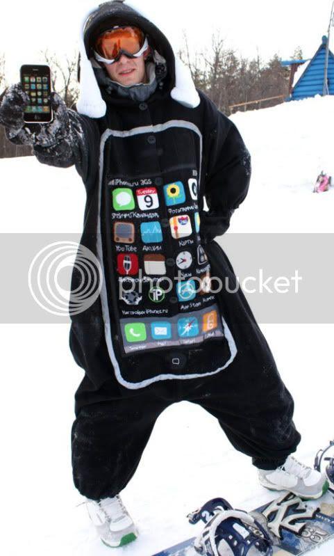 iPhone Coat