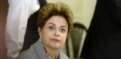 Presidente Dilma Rousseff alfinetou Cunha / Foto: VESA MOILANEN  LEHTIKUVA/ AFP