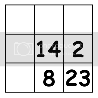 3 by 3 grid Puzzle 4