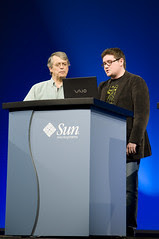 Mike Harvey and Lew Tacker, General Session, CommunityOne West 2009