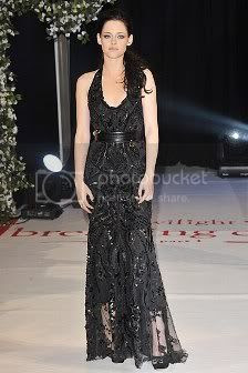 Twilight Saga Breaking Dawn Part 1 London Premiere: Fashion Styles