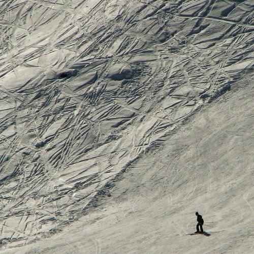 Skiing por La Vida Segun Seba