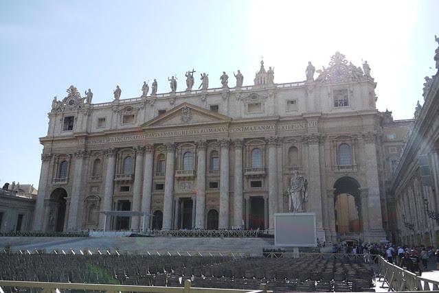 Basilica di San Pietro 聖彼德大教堂