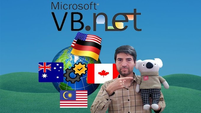 [100% Off UDEMY Coupon] - Build Multi language Apps in VB .Net|Visual Basic.Net