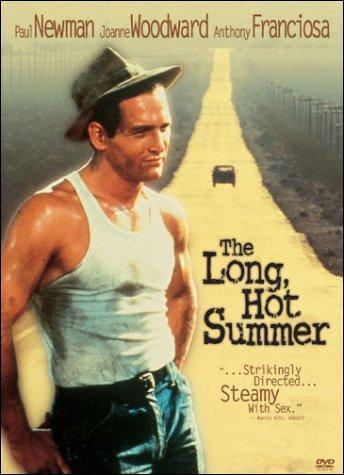 El largo y cálido verano (1958)