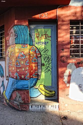 Colores callejeros by Alejandro Bonilla
