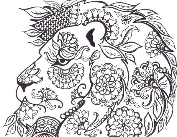 Magic Mental Health Coloring Pages   Wade Website