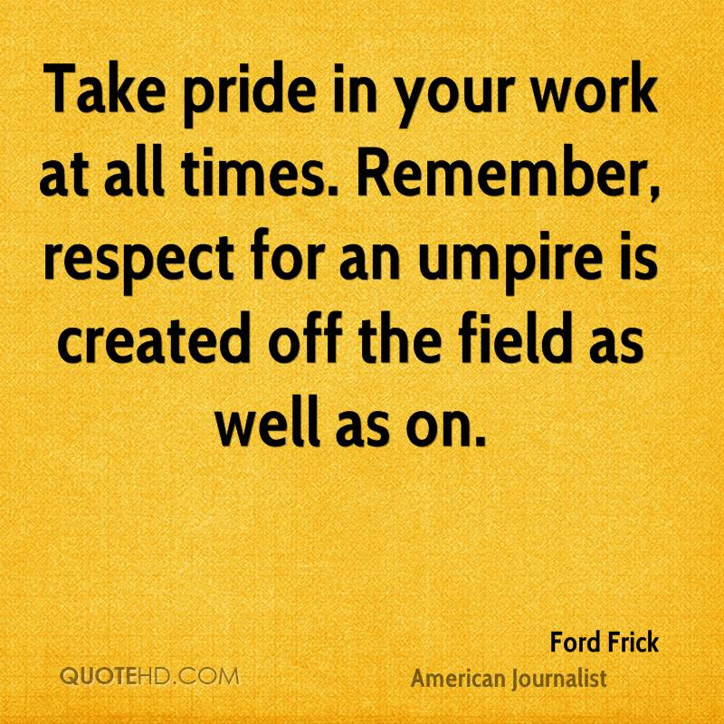 Ford Frick Quotes Quotehd