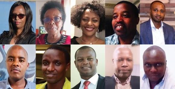 Abanyarwanda batuye mu Burayi bahaye abanyamuryango ba Ibuka na GAERG impano za telefoni zigezweho - #rwanda #RwOT