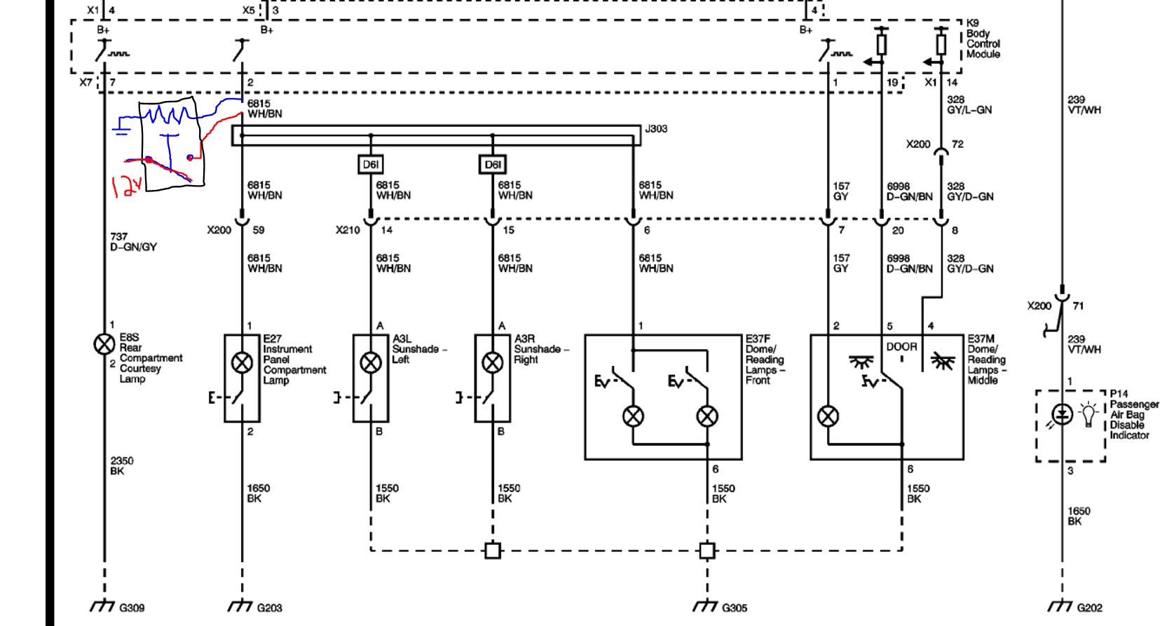 Alarm System Wiring Diagram 2012 Chevy Cruze