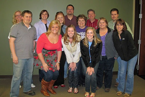 Relay For Life E-Comm Workgroup
