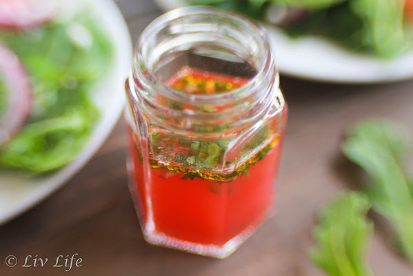 Watermelon Vinaigrette