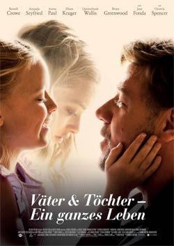 Väter und Töchter - Ein ganzes Leben Filmplakat