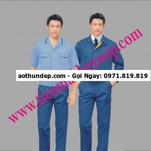 đồng phục bảo vệ bán sẵn,