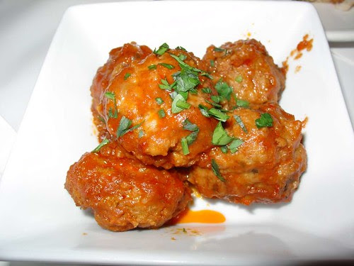 Veal and Pork Meatballs