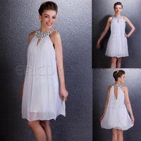White evening dresses under 50