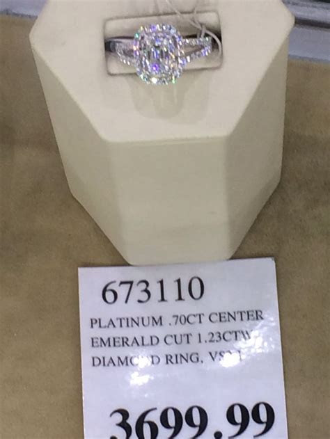 Exquisite wedding rings: Ruby diamond ring costco