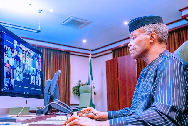 EndSARS: Osinbajo, Six Governors To Engage Youths, CSOs, Others