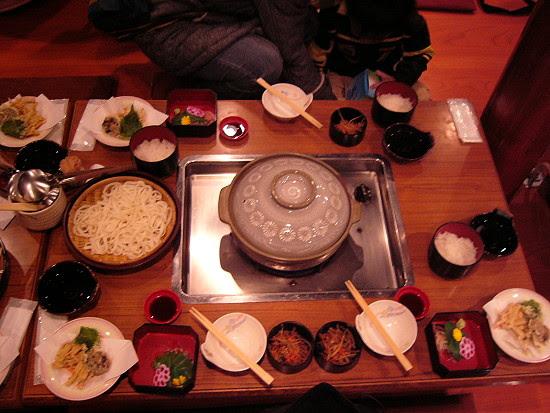 晚餐素食相撲火鍋