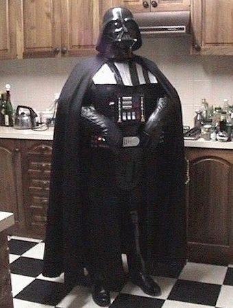 Kuscheliger Typ, kennt sich auch in der Küche supi aus!