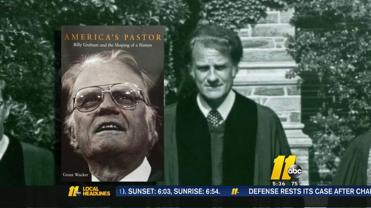 All we know about Rev. Billy Graham's funeral arrangements ...