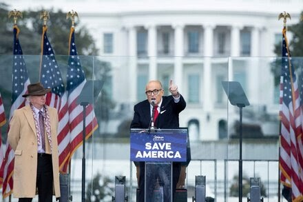 TREND ESSENCE:After 2 Impeachments, Giuliani Vows to Continue His Fervor for Trump